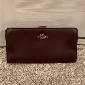 Coach Wallet - Genuine Leather